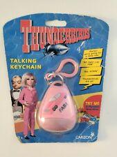 vintage Thunderbirds toy talking keychain Lady Penelope FAB 1 - unopened on card