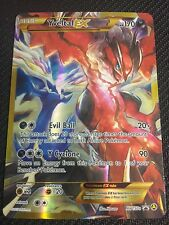 Pokemon TCG : PREMIUM TRAINER COLLECTION YVELTAL XY150a FULL ART