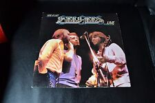 Bee Gees ‎– Here At Last... Bee Gees ...Live Double Vinyl LP 1977 RSO ‎– 2658120