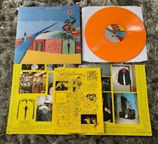 Basement - Promise Everything Orange Vinyl LP /1000 NM/MT With Poster & Zine