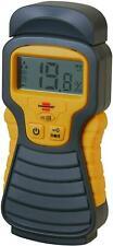Brennenstuhl Feuchtigkeits-Detector MD Feuchtigkeitsmesser Beton LCD-Display