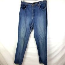 Venezia Women's Jeans Straight Relaxed Leg Size 18 Tall