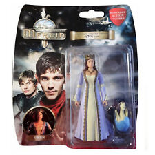 """BBC TV SERIES ADVENTURES OF MERLIN 3.75"""" ACTION FIGURE - GUINEVERE Gwen blister"""