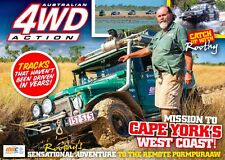 4WD Action DVD 206 - Mission to Cape York's West Coast! Musgrave to Pormpuraaw