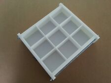 Soap Mold 9 BAR, 2 Lb Y-LINE Tray Slab Silicone Candle Casting & Making