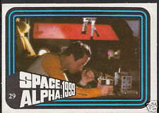 Monty Gum Card - Space 1999 - Space Alpha 1999 - Card No 29