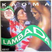 Maxi-Single (s) - LAMBADA - Kaoma