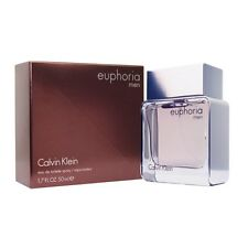 CK EUPHORIA MEN EDT SPRAY VAPO - 50 ml