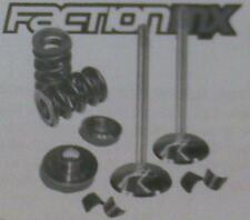 KAWASAKI KX450F FACTION INTAKE VALVE / SPRING KIT 06-08