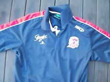 nrl classic jersey eastern suburbs easts roosters size large adult polo shirt