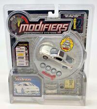 NEW!! Modifiers Performance Series - 1999 Mitsubishi Eclipse GSX Silver - 1:43