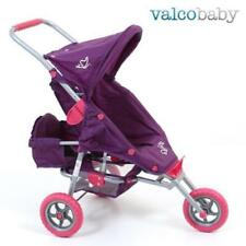Purple Doll Prams