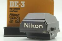 [ Exc++++ w/ Case ] Nikon DE-3 HP High Eye Point View Finder for F3 from JAPAN