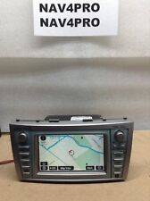 2007 2008 2009 Toyota Camry JBL Navigation Stereo CD Player Radio OEM #793