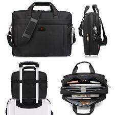 Laptop Briefcase Business Office Bag for Men Women Shoulder Messenger Bag 14-16'