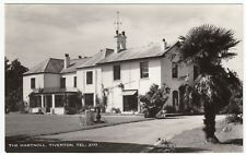 The Hartnoll, Near Tiverton RP PPC, Unposted, By Jerome Dessain, c 1950's
