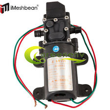 New Solid 100PSI DC 12V 1GAL/Min Diaphragm Water Self Priming Pump High Pressure