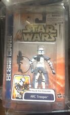 Star Wars Carded The Clone Wars Arc trooper