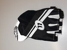 Assos road bike cycling mitts summer gloves black XL NEW