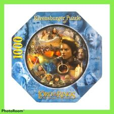 Ravensburger The Lord Of The Rings Return Of The King 1000 Piece Round Jigsaw