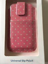 Cath Kidston Universal Phone Slip Pouch Brand New In Box