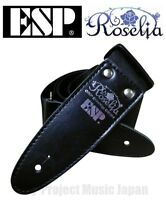 ESP ES-S-70 ROSELIA BanG Dream! Collaboration Guitar Strap New w/Tracking No.