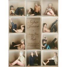 SUPER JUNIOR-[Sexy, Free&Single]6th Type B. CD + PhotoBook Sealed