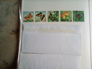 Thematic Stamps. Butterflies. Worldwide.