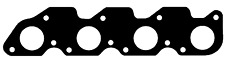 EXHAUST MANIFOLD GASKET for Ford Courier XL PC 4 Door Ute 87-92 2.6L 4G54 8V