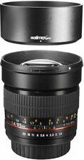 Walimex pro 85mm F1,4 CSC Sony E