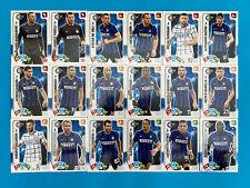 Panini Calciatori Adrenalyn 2020-21 2021 Squadra Completa Inter 18 Cards