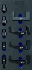 BGS Injektor-Demontage-Klauen Adapter-Satz festsitzender Injektoren lösen