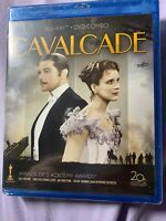Cavalcade (New Blu-Ray) DVD Combo 2-Disc Set Best picture of the year sealed