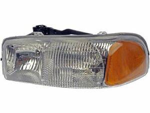 For Driver Left Headlight Headlamp Fit 1999-2006 Gmc Sierra Denali