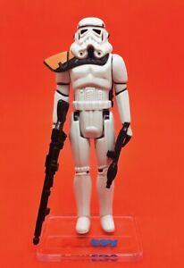 Custom Sandtrooper (Stormtrooper) With Blasters Star Wars Not Vintage Minty!