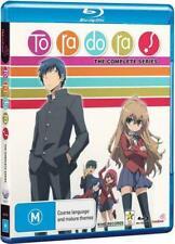 Toradora The Complete Series Blu-ray Region B