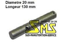 MIC AXE DE GALET 038686000 TRANSPALETTE MANUEL TM2000 TM 2000 PIECES DETACHEES
