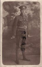 WW1 soldier Guardsman Hamlet Schofield Coldstream Guards from Royton Oldham