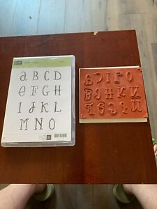 Stampin' Up! Happy Wishes 1 & 2 Stamp Set
