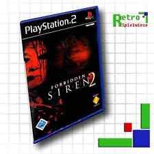 Forbidden Siren 2 [PS2] [SCES-53851] [Komplett]