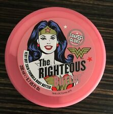 NEW Soap & Glory Wonder Woman The Righteous Butter Body Butter 200ml