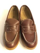 Charm Step Vintage Size 7.5 Penny Loafers Slip On Shoe 60's 70's Mod Dead Stock