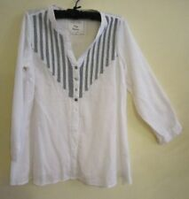 Rayon Regular Size Verge Blouses for Women