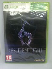 Resident Evil 6 - New Sealed - Xbox 360