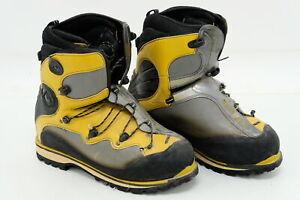 La Sportiva Spantik Double Mountaineering Boot Yellow/Black EU 44 Unisex