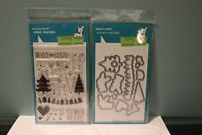 Lawn Fawn Snow Day Clear Stamps (LF723) & Lawn Cuts (LF724) Dies Set