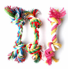 Rope Knot Dog Puppy Toy
