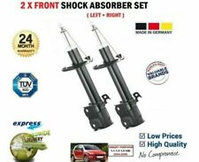 FOR SMART FORFOUR 1.1 1.3 1.5 CDi 2004-2006 2 FRONT LEFT + RIGHT SHOCK ABSORBERS