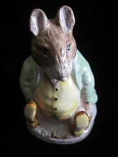 Vintage Beswick Beatrix Potter's Samuel Whiskers Copyright 1948