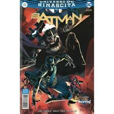 BATMAN RINASCITA 17 - DC COMICS - BATMAN 130 - RW LION ITALIANO - NUOVO